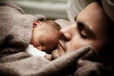 Como dormir con recién nacido